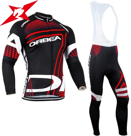 Team orbea Long Ropa Ciclismo Cycling Jerseys/Autumn Mountian Bicycle Clothing/MTB Bike Clothes For Man #587 spring autumn pro team colombia mens long sleeves cycling jerseys breathable bike clothing mtb ropa ciclismo bicycle maillot