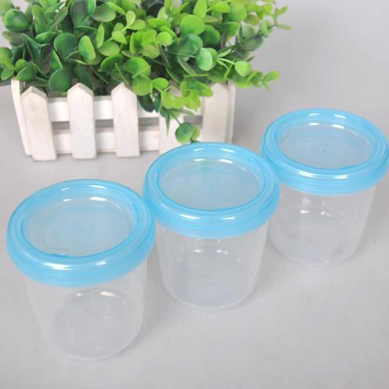 Контейнер для детского питания набор чашка молочный фруктовый сок для хранения уплотнение сохранение чашки коробка Melkpoeder 180 мл