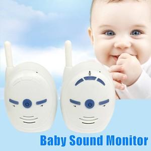 Image 2 - Portable 2.4GHz Digital Audio Baby Monitor V20 Two Way Radio Babysitter Audio Voice Monitoring Crying Alarm Baby Sound Monitor