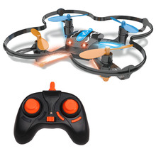 High Quqlity JD1501 Mini Drone 2.4G 4CH 6-Axis Gyro RC Quadcopter Helicopter Gift For Children Toys Wholesale Free Shipping
