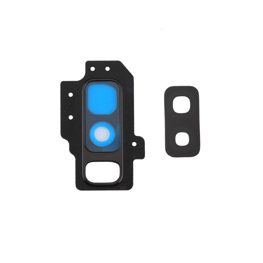 New for 10 PCS Camera <font><b>Lens</b></font> Cover for <font><b>Galaxy</b></font> <font><b>S9</b></font>+ / G9650 Repair, replacement, accessories image
