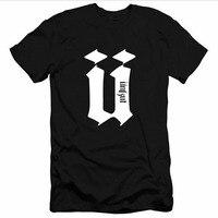 Manera de La Venta caliente Nueva Moda de verano de Los Hombres Unkut Camiseta Hip impresión Personalizada Camisa Camiseta Para Hombre Camisetas de manga Corta