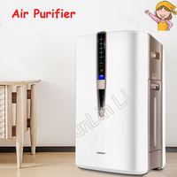 Ionizer Air Purifier Negative Ion Air Cleaner Formaldehyde Scavenging Machine Air Filter PM2.5 KC WB6 W1