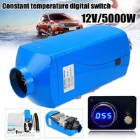 12V 8000W Durable Use LCD Schalter Vehicle Air Diesel Heater For Cars Trucks Yachts Boats Motor Homes Air Parking Heater