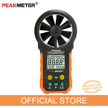 Humidity with PEAKMETER Temperature