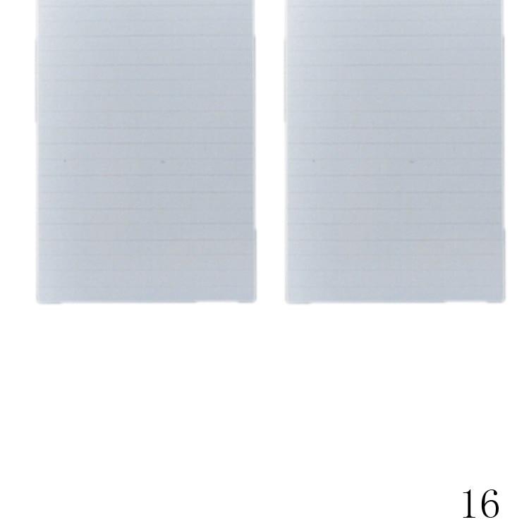 New Fashion 48PCS/Lot Nail Sticker DIY French Manicure Nail Art Decorations Round Form Fringe Guides Nail Sticker 22