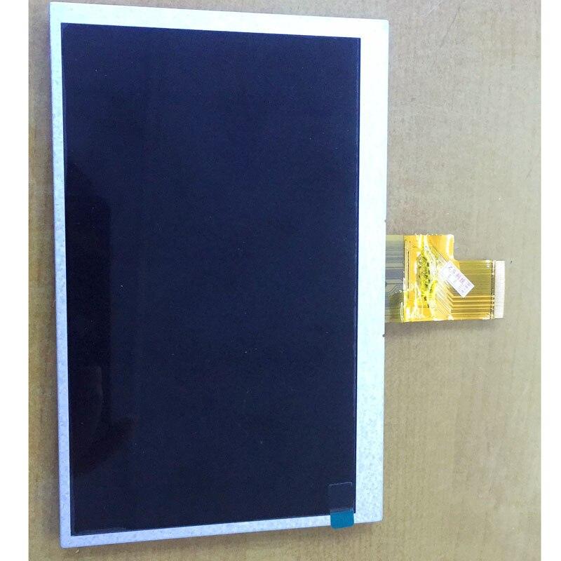 Original Film + New 7inch(1024*600) 40pin LCD Screen Size:165*105mm Tablet PC LCD Screen TXDT700CPLA-42 TXDT700CPLA