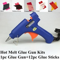 Handy With Safety Professional High Temp Heater 40W Hot Glue Gun Repair Heat Tool With Free