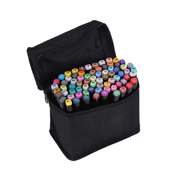Touchnew 168  Colors Set Artist Dual Head Sketch Markers Set For Eco-friendly School Supplies Marker Pen Design Marker