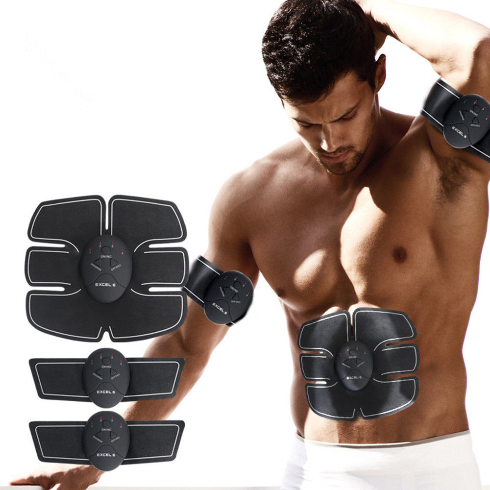 Vibration Fitness Massager Stimulation Power Fitness Vibration Belt Abdominal Muscle Trainer Muscle Stimulator Abs Slimming Full Body Massager Acupuncture