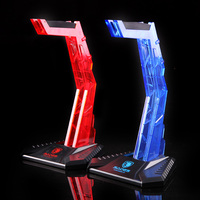 Gaming Headphone Stand Earphone Holder Professional Display Rack Headset Hanger Bracket For Sony Earphone Accessories