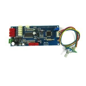 Image 4 - Lusya 3 Way wejście Audio 4 kanałowy PT2313 dźwięk cyfrowy pokładzie z wyświetlaczem LCD dla samochodów osobowych poza LM1036 NE5532 przedwzmacniacz A5 016
