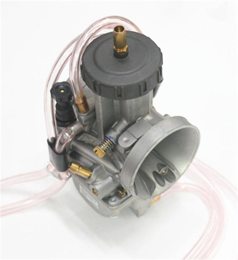 fast shipping:2pcs/lot  38 mm Keihin PWK Carburador Motorcycle Motocross Carburetor Universal Used ATV UTV original 26mm mikuni carburetor for cbt125 cb125t cbt250 ca250 carburador de moto