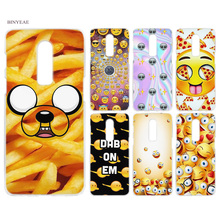 BINYEAE boss Bitch Emoji Hard Plastic Clear Transparent Coque Case Cover  Fashion for Oneplus 1+ 6 5T