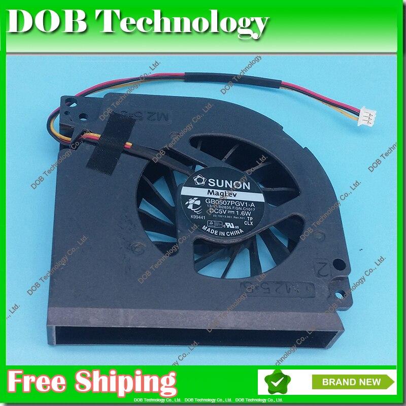 Ordinateur portable CPU Cooling Fan pour Acer Aspire 5210 5220 5420 5420G 5930 5930G DFS551305MC0T