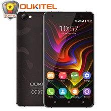 "Официальный Oukitel C5 Pro Мобильный телефон Android 6.0 4 г LTE MTK6737 Quad Core 5 ""HD 2 ГБ + 16 ГБ 8MP смартфон анти-smash экран"