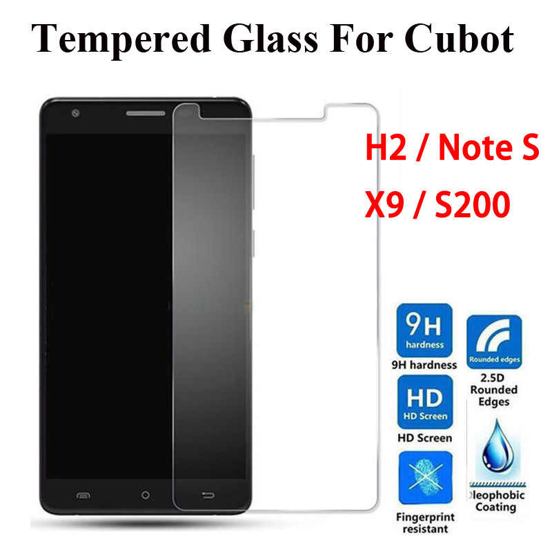 Screen Protector Film For Cubot P20 Note S Dinosaur X9 J3 Pro X18 plus power note s MAGIC R9 Toughened Protective Tempered Glass