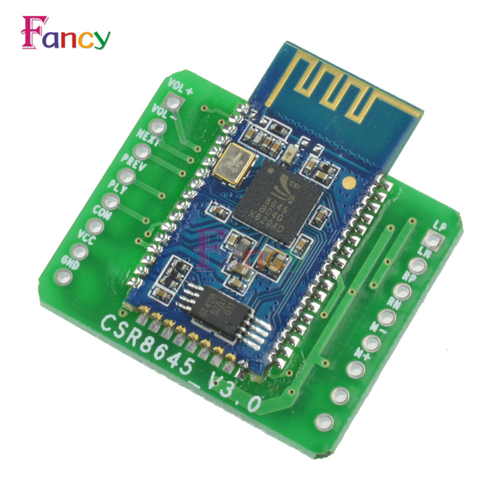 5w Bluetooth 40 Csr8645 Amplifier Board Apt X Hifi Stereo Audio Receiver Amp Module Dc 33 42v Top Sound Quality In Instrument Parts