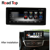 Android 7.1 Octa 8 Core CPU 2+32G Car Radio GPS Navigation Bluetooth WiFi Head Unit Screen for Mercedes Benz E Class Coupe C207
