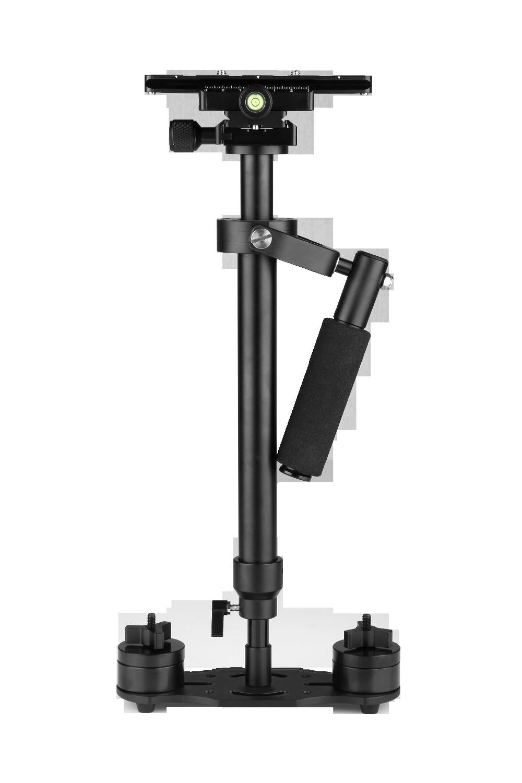 Top qualité nouveau S60 60 cm portable dslr stabilisant pour reflex DSLR caméra caméscope et DVs etc.