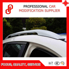 High quality Aluminium alloy screw install roof rack side rail bar for Mazda CX-5 cx5 2013 2014 2015 2016 auto roof racks luggage rack for hyundai grand santafe 2013 2014 2015 2016 2017 high quality aluminium car accessories