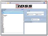 For Isuzu G IDSS Domestic 2018 Isuzu Diagnostic Service System