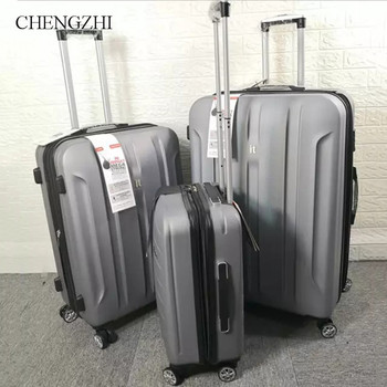 chengzhi202428-inch-new-business-abs-expander-travel-suitcase-spinner-trolley-box-men-women-rolling-luggage-on-wheels