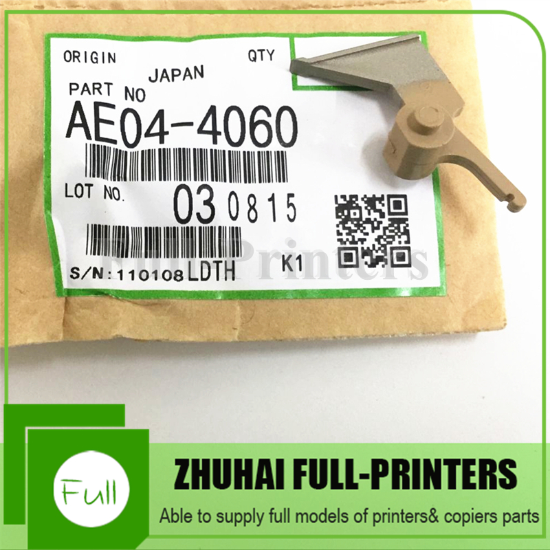5 PCS Free Shipping AE04-4060 (AE044060) Fuser Picker Finger Original for Ricoh Aficio 2051 2060 2075 MP5500 6000 7000 8000