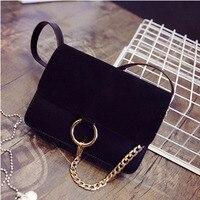 Frau kreuzkörper Beutel Frauen Messenger Bags Einzelnen Schulter Taschen Scrub Stil Raster Metallschnalle Tote SS0238