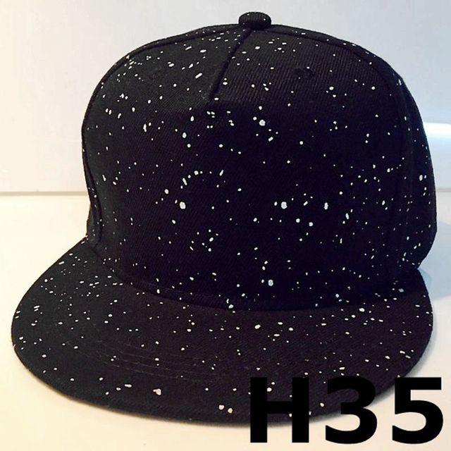 0c817c27d18 Galaxy Cosmos Snapback HipHop Hat Floral Flower Hawaii snapback baseball  Adjustable Baseball Cap for men