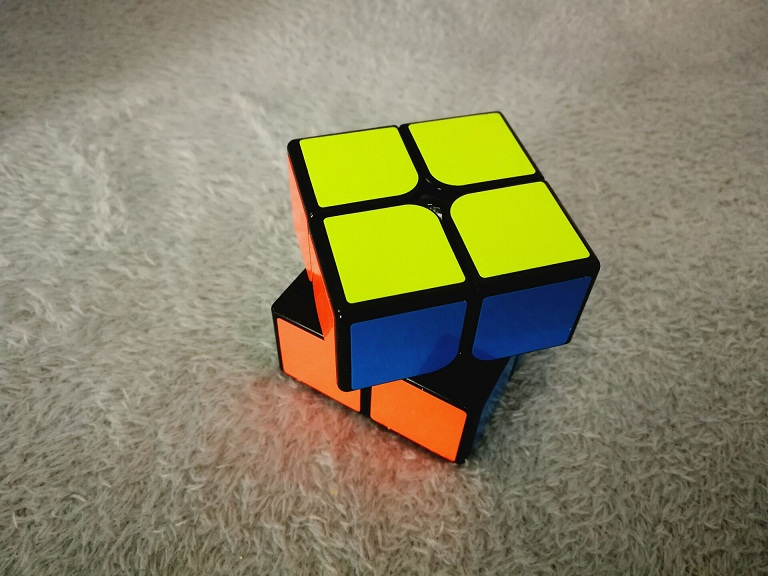 Cheap Educational Toys : 2*2*2 cheap cube speed cube puzzle educational toys for children