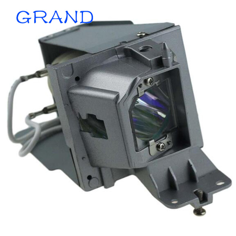 Compatible Projector lamp with housing OPTOMA BL FU195C SP 72J02G C01 HD142X HD27 with 180 days