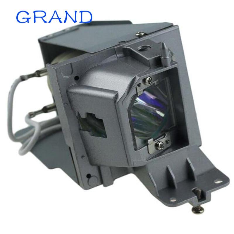 Lampe de projecteur Compatible avec boîtier OPTOMA BL FU195C/SP.72J02G. C01 HD142X HD27 avec 180 jours de garantie HAPPY BATE-in Projecteur Ampoules from Electronique    1