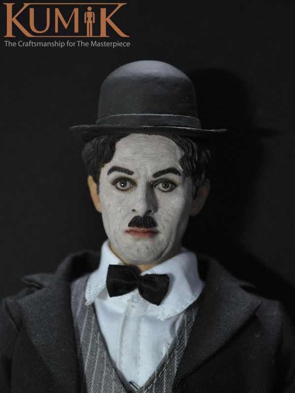 1/6 scale figure doll head shape for 12Action figure doll accessories.Charlie Chaplin head,not include body and clothes 1 6 scale comedy king of france la grande vadrouille with 2 head figure doll model 12 action figure doll collectible figure