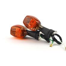 Motorcycle Turn Signal Indicator Light For KAWASAKI NINJA 500R (EX500R) 00-06, KLE 500 91-03, GPX 250R (EX250R) 03-05