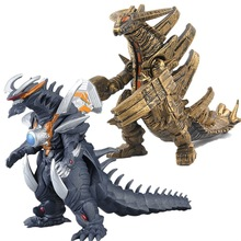 17cm Ultraman monster Super Grand King Vict Lugiel Action Figures PVC Doll Collection Model Toys Gifts все цены