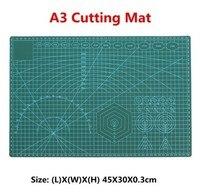 1PC PVC Cutting Mat A3 Durable Self Healing Cut Pad Patchwork Tools Handmade Diy Accessory Cutting