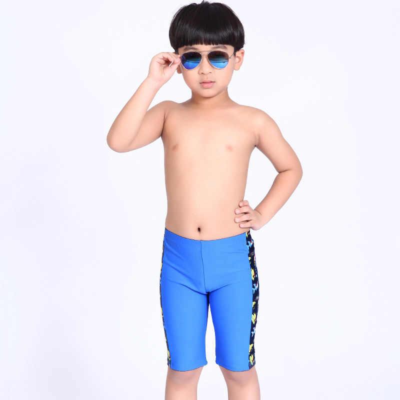 0802771160 Boys Swimming Trunks Children Cartoon Swimwear Briefs Patchwork Summer Kids  Swimsuit Boy Bathing Suit for 4
