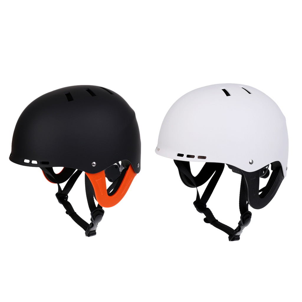 Watersports Kayak Canoe Boat Paddleboard Safety Helmet - CE Approved M/L for Fishing Sailing Surfing Riding Hunting Camping Acce adjustable pro safety equestrian horse riding vest eva padded body protector s m l xl xxl for men kids women camping hiking