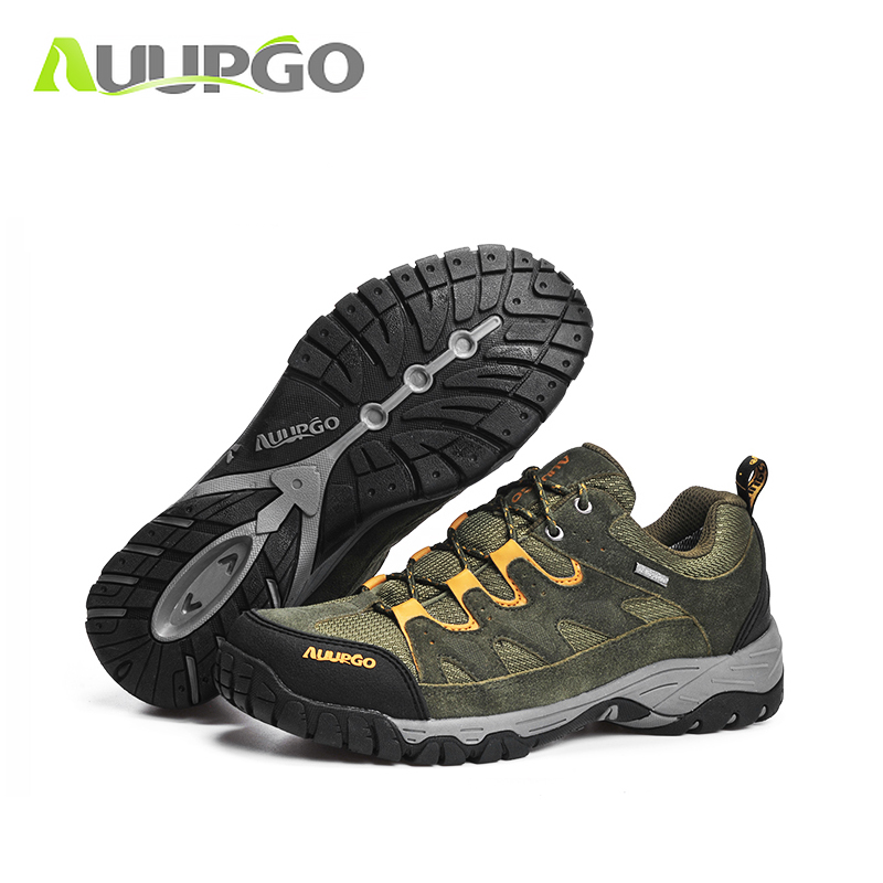 2017 Waterproof Outdoor Hiking shoes for Men Women Breathable Mountainering Climbing Treking Shoes Outdoor Sports Sneakers Men women outdoor hiking shoes professional breathable new design women climbing shoes brand genuine leather sports shoes bd8061