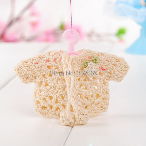 Crochet Mini Baby Dress Clothes Gift Favors Baby Shower Favor Gift Baby  Shower Favors 12pcs