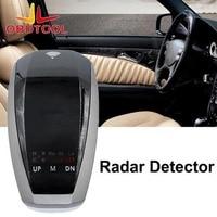 ObdTool 12V 360 Degree Radar Detector V10 Universal Car GPS Speed Radar Detector Alarm Safety Kit