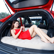Sexy Car Bed 180*137CM Inflatable Self-Driving Portable Mattress SUV Air Travel 13 Cm Thick Comfortable