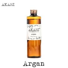 Akarz有名なブランドナチュラルアルガンモロッコナッツ油エッセンシャルオイルの天然アロマhighcapacityスキンボディケアマッサージスパ