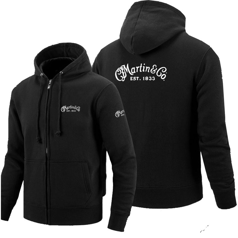 Gibson Never Underestimate an Old Man  Mens Hoodies