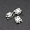 10 шт. Micro USB 5pin тип B Женский Разъем Для Мобильного Телефона Micro USB Разъем 5 контактный Разъем Зарядки