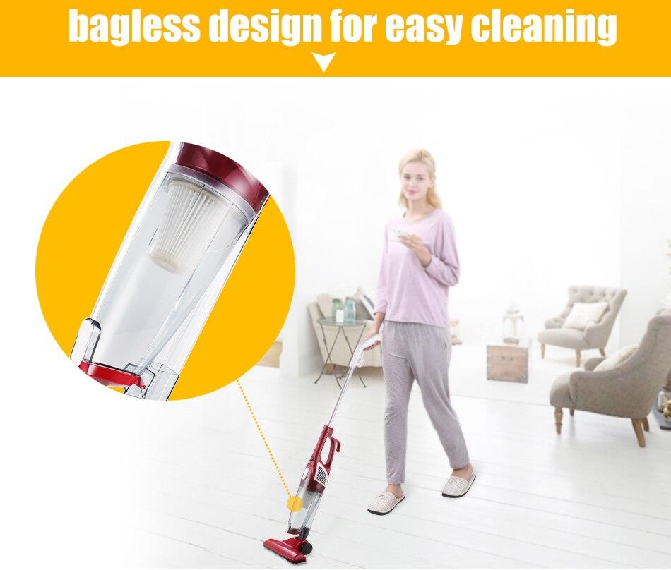 Ручной пылесос бытовой вакуумный пылесборника Портативный пыль Cleaner Удобный домашний пылесос
