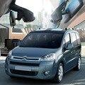 Для Citroen Berlingo Wi-Fi Car DVR FHD 1080 P Автомобильный Цифровой Видеорегистратор скрытая установка WDR Даш Cam Автомобилей Черный коробка