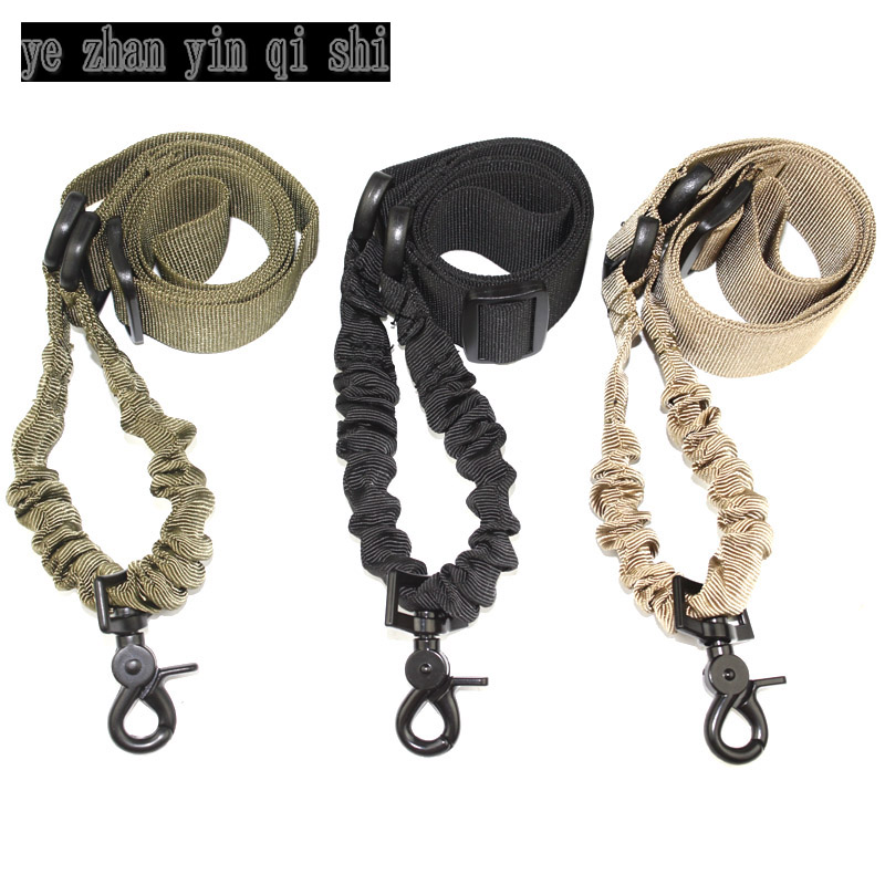 Rapid Response Tactical CQB Single-Point Slings Military Role-playing Airsoft Sling