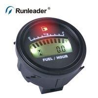 Runleader fm001 lcd 연료 게이